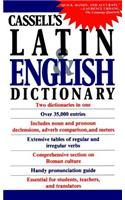 Cassell's Concise Latin and English Dictionary