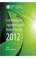 Contemporary Ergonomics and Human Factors