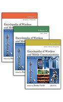 Encyclopedia of Wireless and Mobile Communications, Second Edition - Three Volume Set (Print Version)
