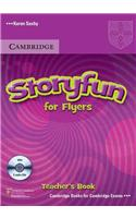 Storyfun for Flyers Teacher's Book with Audio CDs (2)