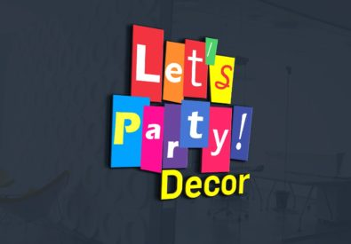 Lets Party Decor