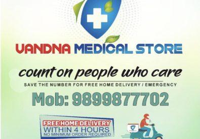 Vandna Medical Store