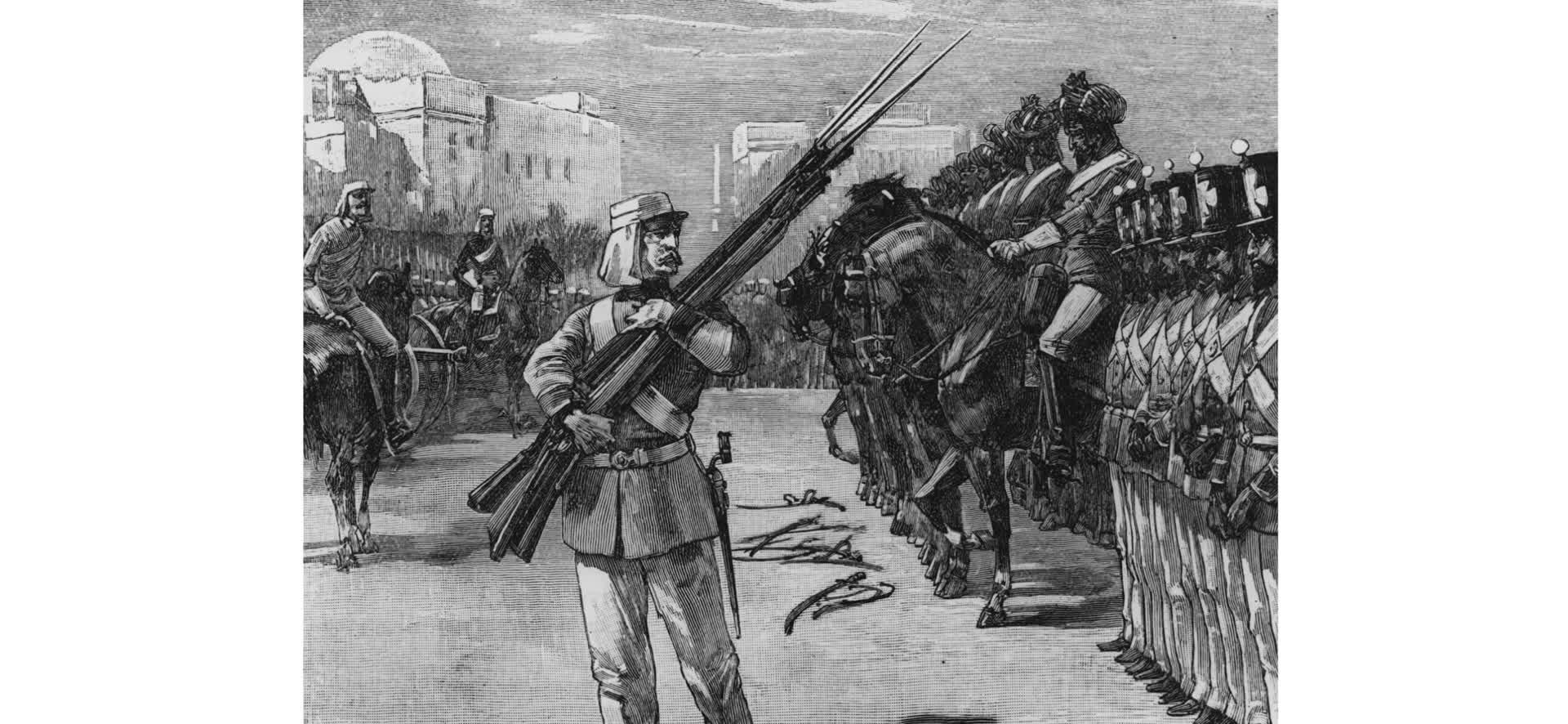 1857 अजनाला नरसंहार
