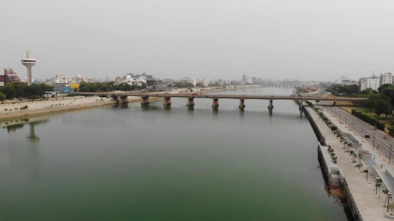 अहमदाबाद का निरंतर परिवर्तन