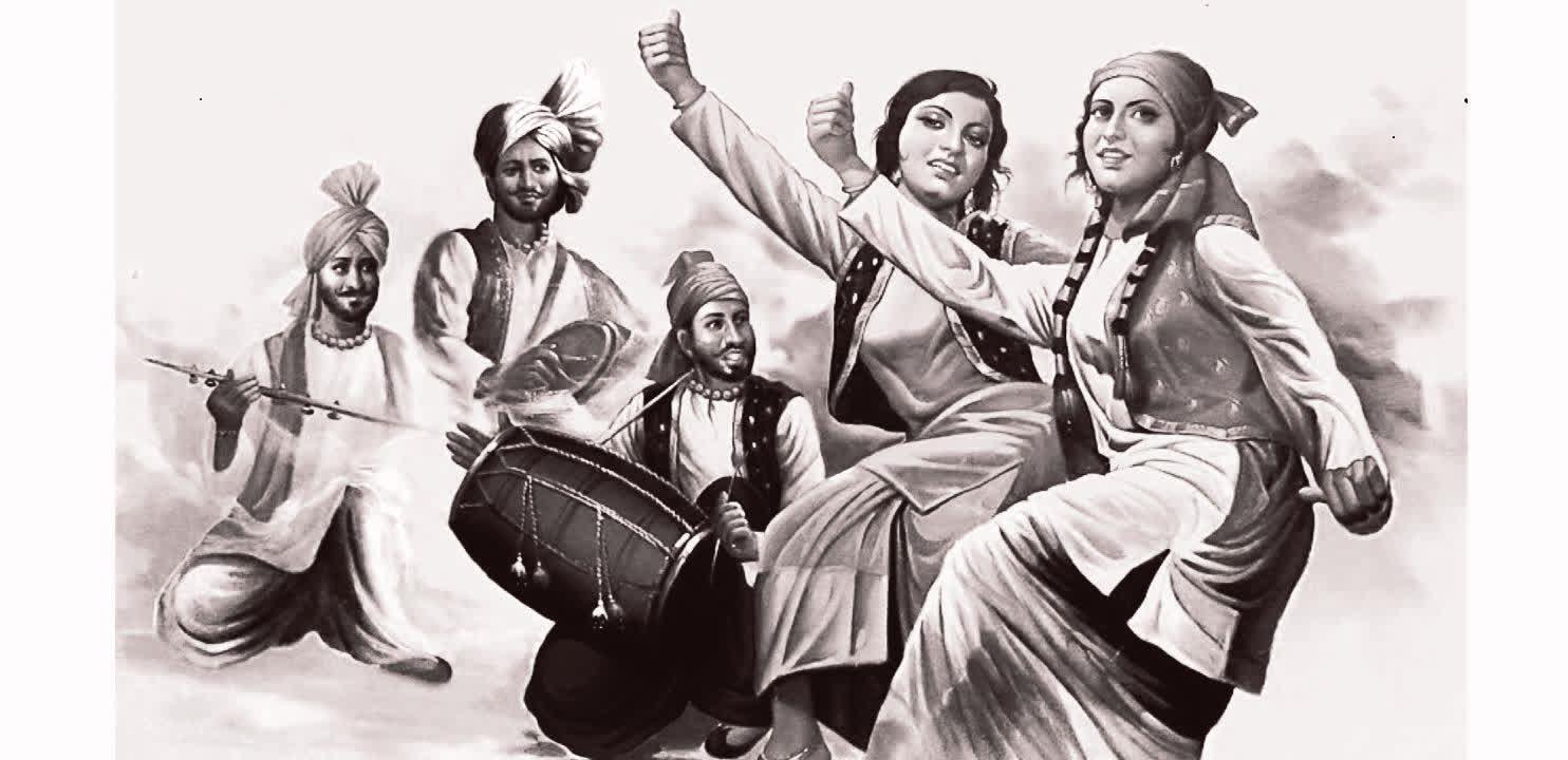 'जुगनी' सरहदों में बंटा एक लोकगीत