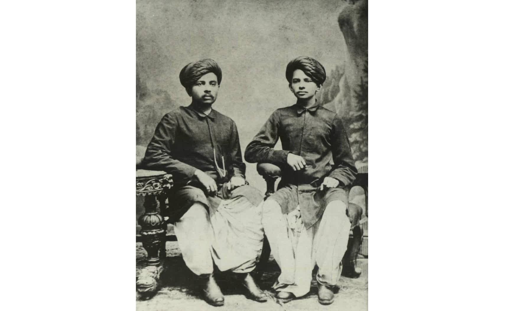 पोरबंदर के प्रधानमंत्री थे  गांधी के दादा