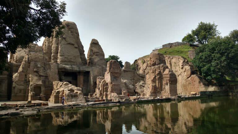 मसरूर मंदिर – कला की एक लाजवाब मिसाल