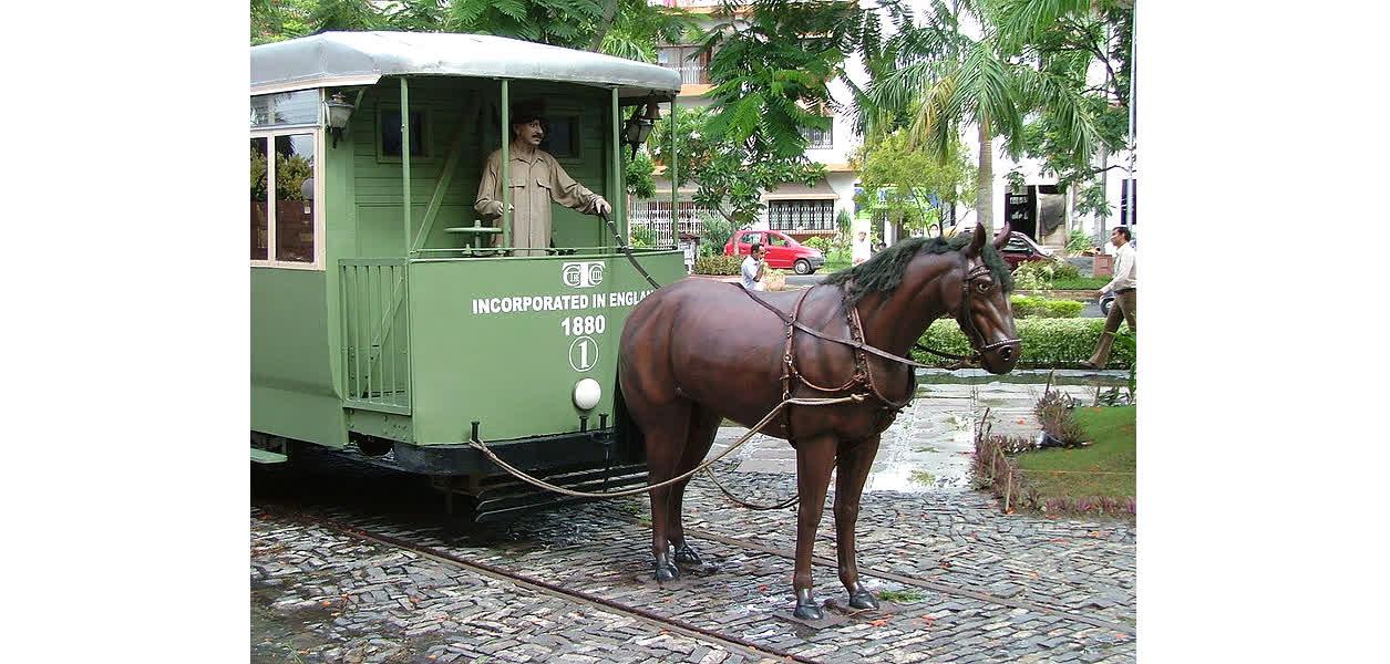 पटना में भी कभी चलती थी ट्राम