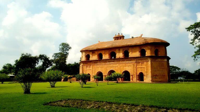 अहोम राजवंश और इसकी वास्तुकला
