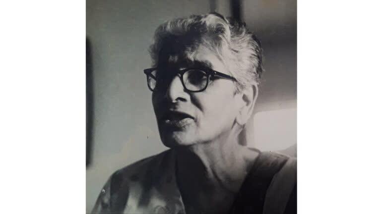 भारत की पहली महिला मानव वैज्ञानिक – इरावती कर्वे