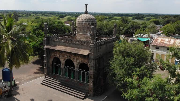काटी की जामा मस्जिद