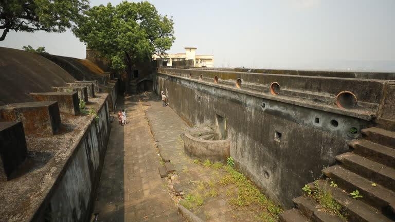 शिवड़ी का ऐतिहासिक किला