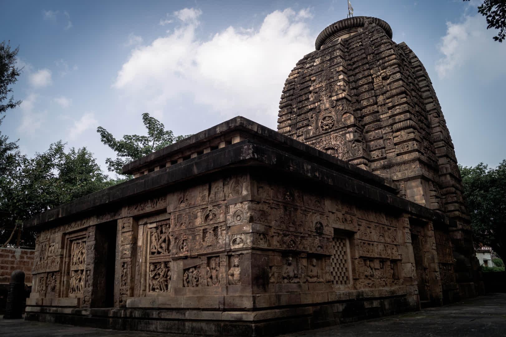 भुवनेश्वर के प्राचीन मंदिर
