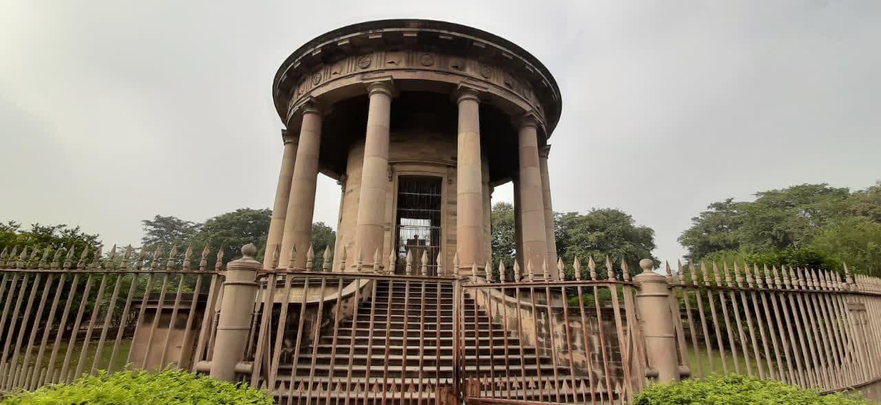 ग़ाज़ीपुर का कॉर्नवालिस मक़बरा