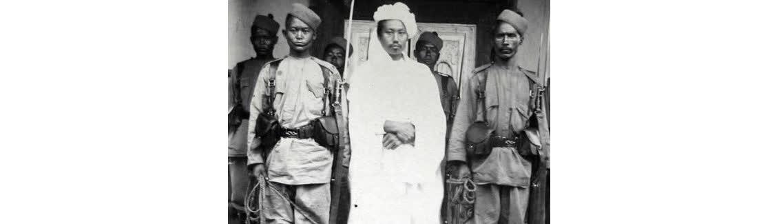 बीर तिकेन्द्रजीत सिंह: मणिपुर का शेर