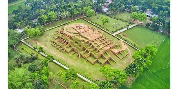 महास्थानगढ़- खुदाई में निकला सबसे पुराना शहर