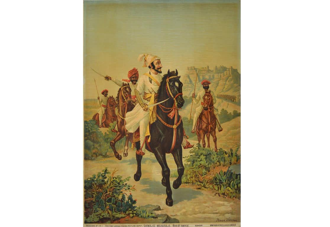छत्रपति शिवजी की कहानी, उनके किलों की ज़ुबानी