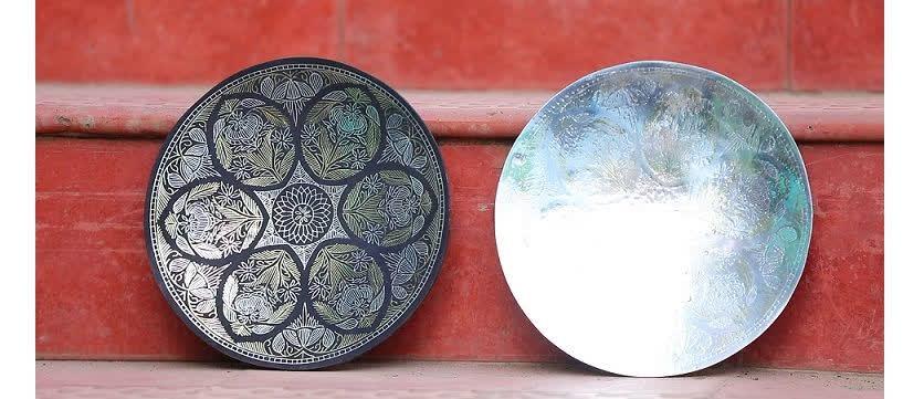 बिदरी: कर्नाटक की अनोखी धातु कला