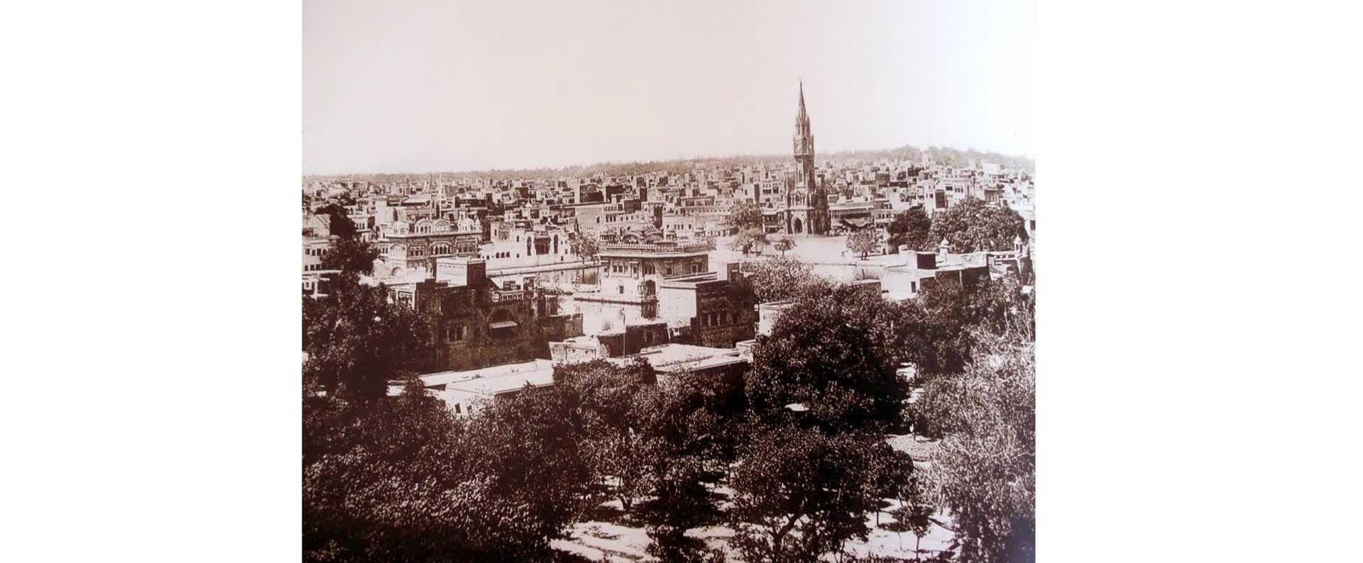 सुरंगों के ऊपर आबाद शहर : अमृतसर