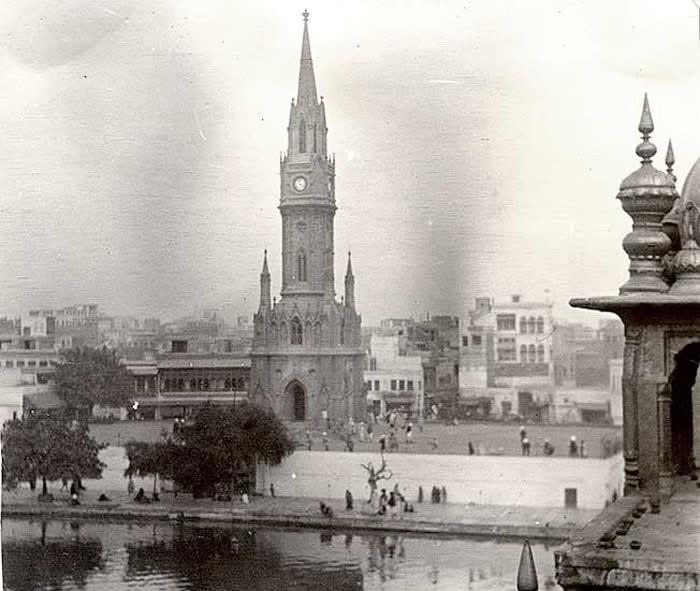 82 वर्षों तक श्री दरबार साहिब की परिक्रमा में कायम रहा रेड् टावर