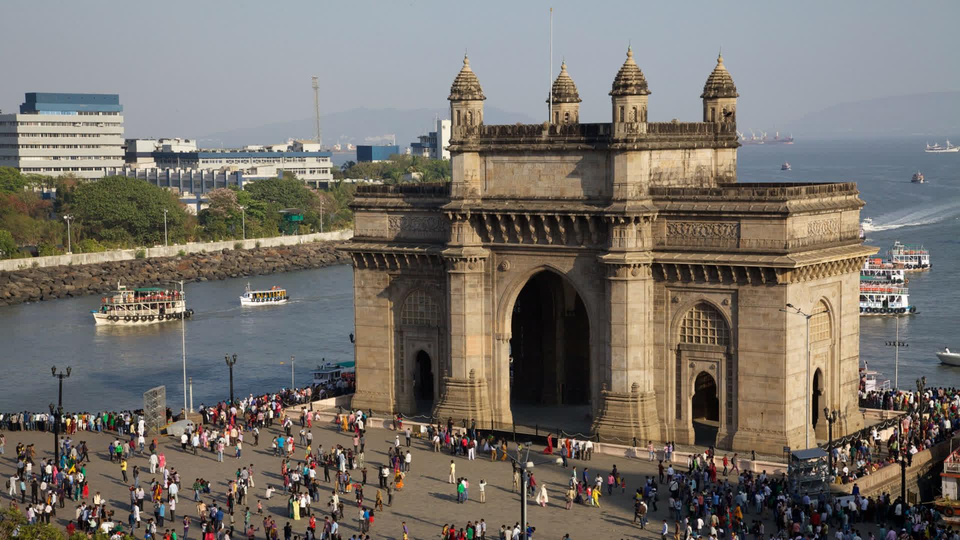 मुंबई का गेटवे ऑफ़ इंडिया