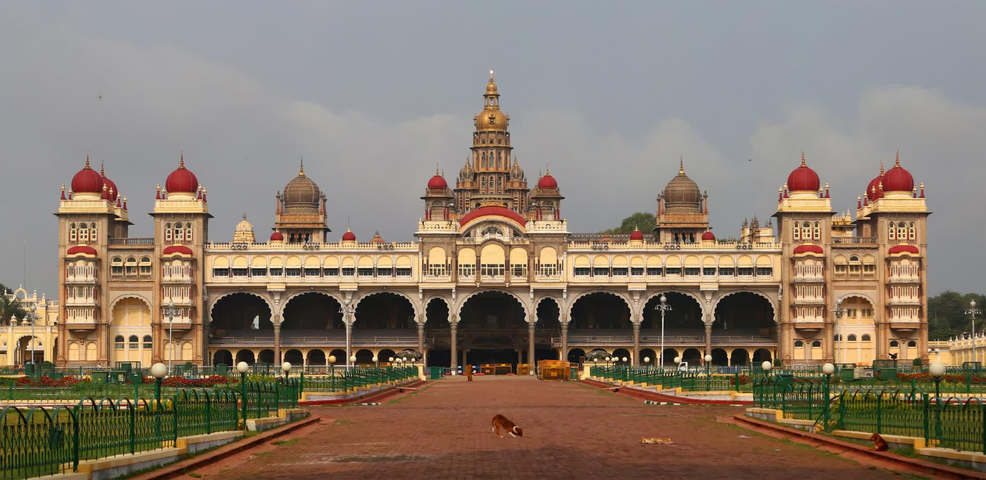 मैसूरु का राज महल