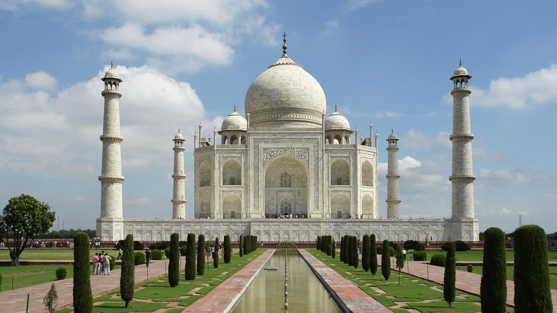 ताज महल: एक अजूबा