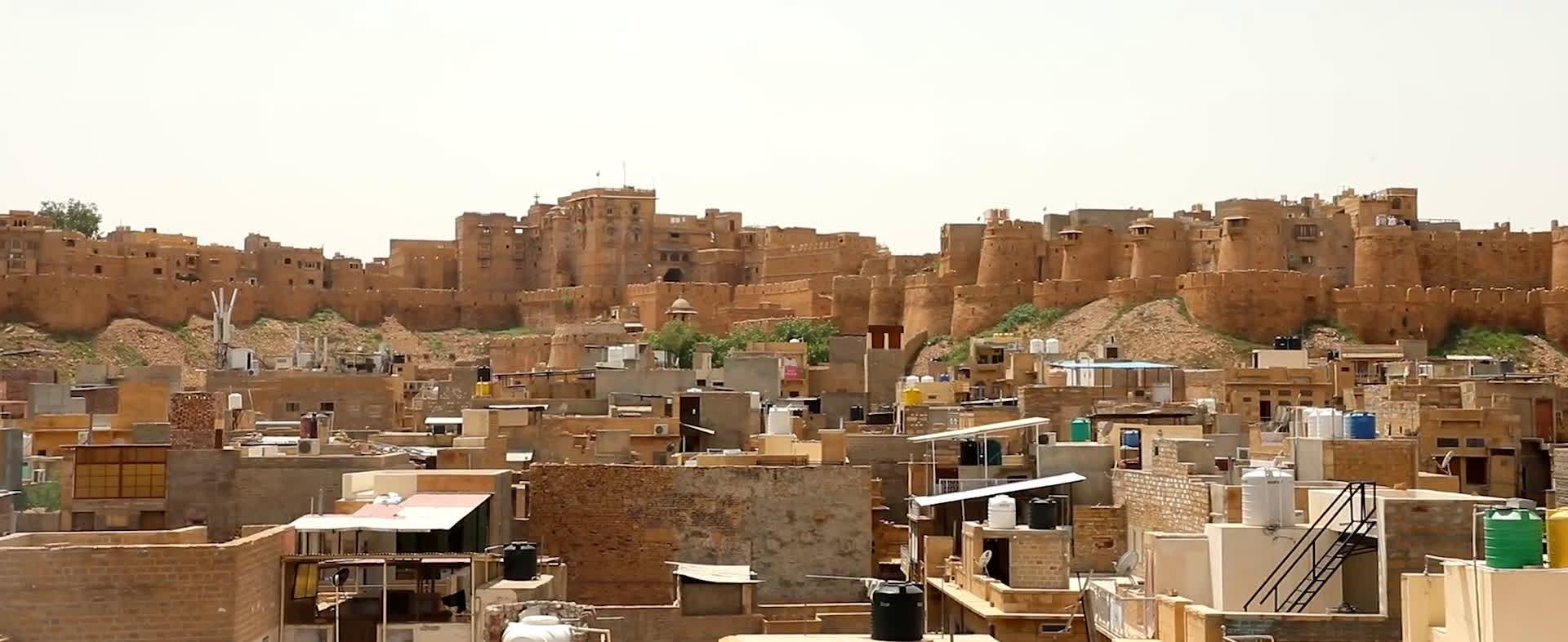 राजस्थान के एतिहासिक क़िले