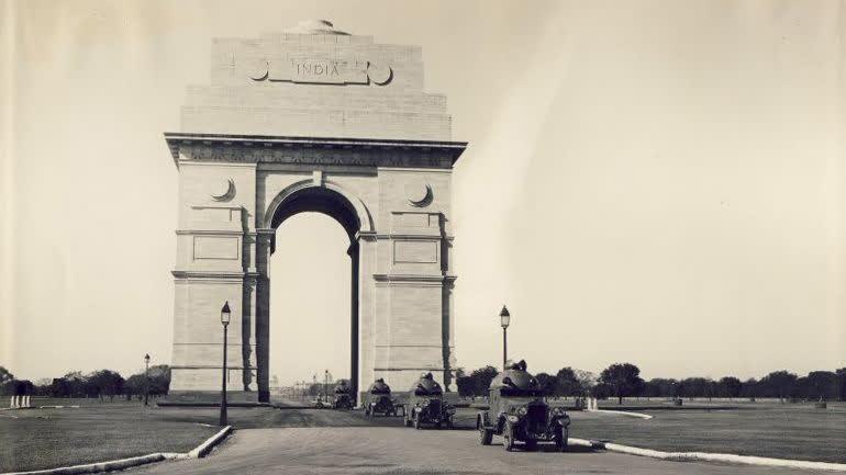 दिल्ली का इंडिया गेट: शहीदों की याद में