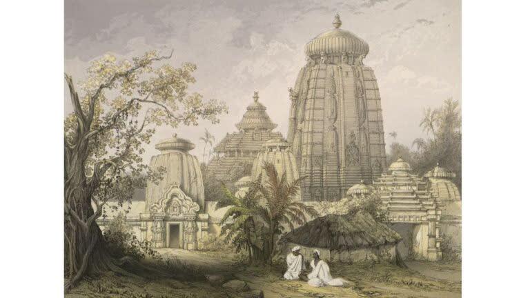 लिंगराज मंदिर: शिव और विष्णु का निवास