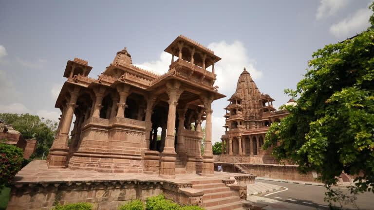मंडोर- मारवाड़ की पुरानी राजधानी |