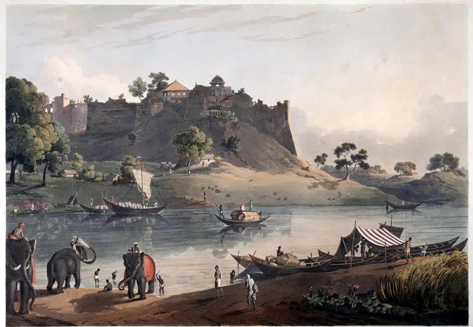 जौनपुर का शाही क़िला