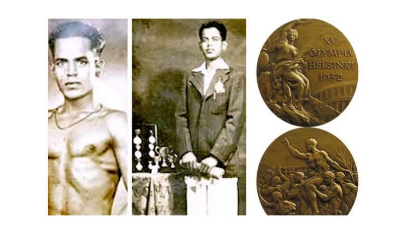 के.डी. जाधव: ओलंपिक में  पदक पाने वाले पहले भारतीय