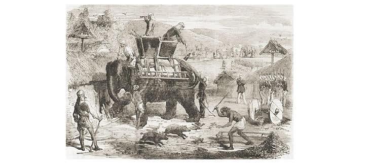 सन 1855 का संताल हूल: जब आदिवासियों ने बजाया विद्रोह का बिगुल