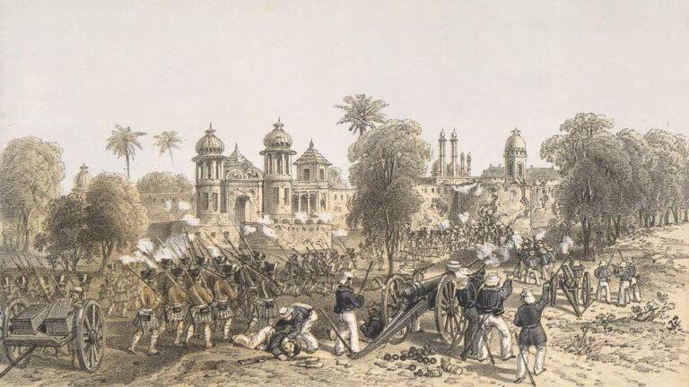 लखनऊ का सिकंदर बाग़ और वीरांगना उदा देवी