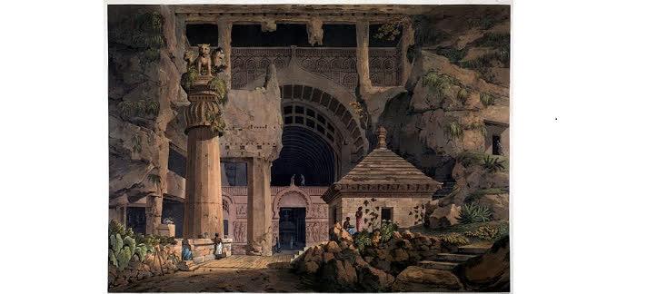 कार्ला की 2000 साल पुरानी गुफाएं