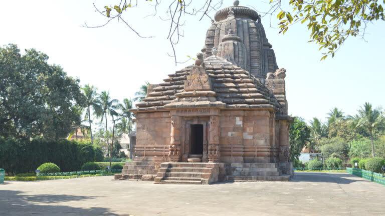 ओडिशा का अतुल्य राजारानी मंदिर