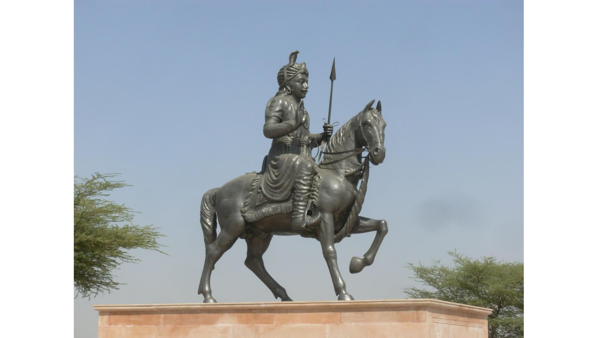 राजस्थान के प्रमुख लोक देवता गोगाजी चौहान