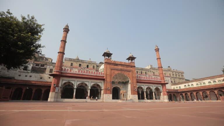 पुरानी दिल्ली की फतेहपुरी मस्जिद