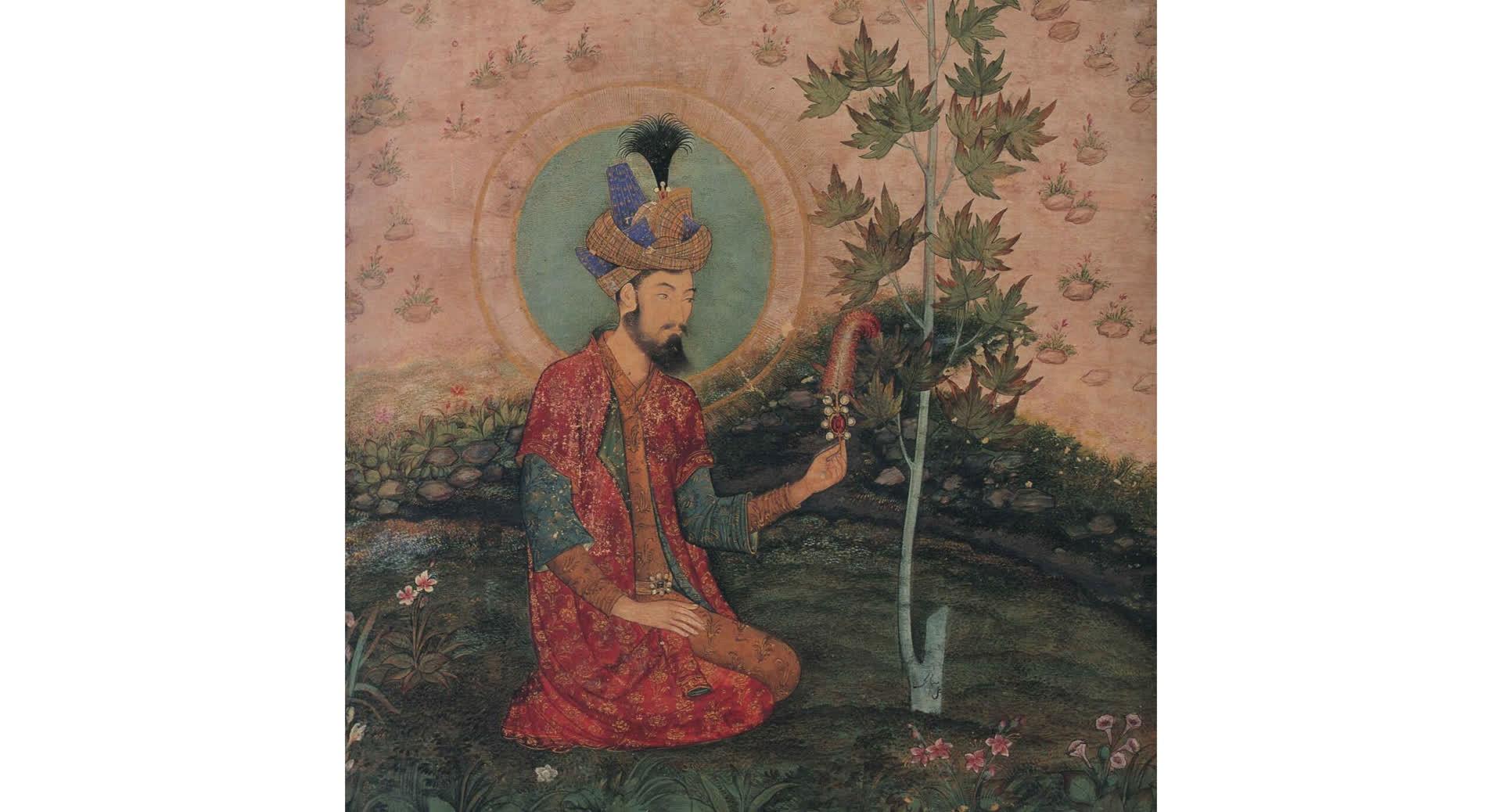 मुगल बादशाह हुमायूं का पुस्तक प्रेम एवं पुस्तकालय