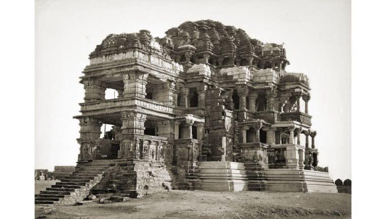 ग्वालियर के सास-बहू मंदिर