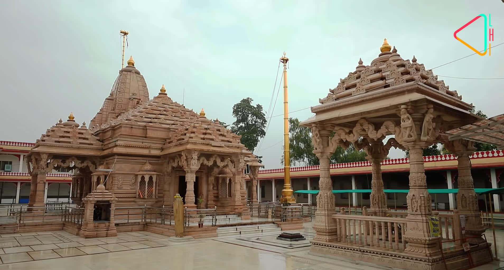 त्रिपुरा सुंदरी मंदिर: बांसवाड़ा में आस्था का केंद्र