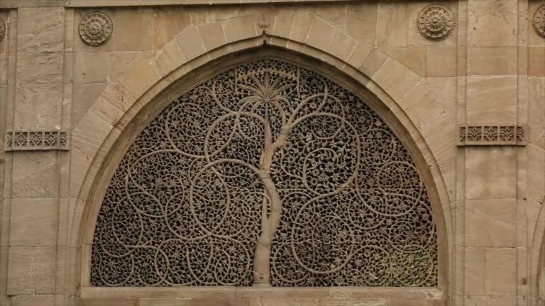 अहमदाबाद का सीदी सैय्यद मस्जिद