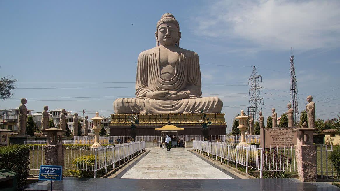 भारत के महत्वपूर्ण बौद्ध स्थल