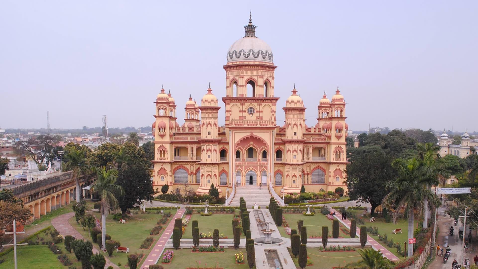भारत के ऐतिहासिक पुस्तकालय
