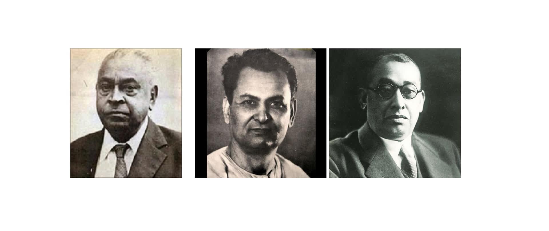 तीन भारतीय और उनका जापान कनेक्शन