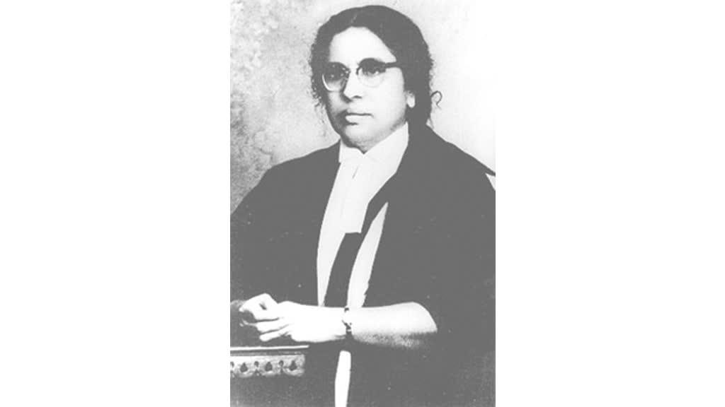 अन्ना चांडी- भारत की पहली महिला जज