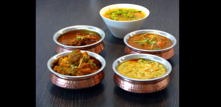 भारत के 5 मशहूर व्यंजन