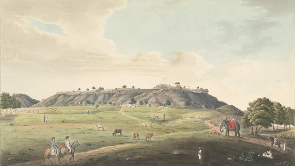 कालिंजर क़िला और इसका अद्भुत इतिहास