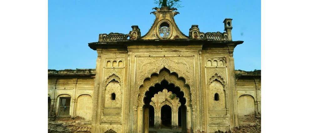 ख़ैराबाद का इमामबाड़ा